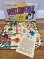 SORRY Fun Family Board Game WADDINGTONS 1963 Complete Vintage VGC Rare