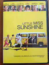 Little Miss Sunshine (DVD, 2009, Spa Cash) Spanish English Widescreen Comedy