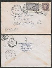1956 Special Deliver Cover - East Orange, New Jersey - Duplex #2