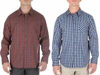 5.11 Men's Covert Flex Long Sleeve EDC Shirt, Style 72428, Sizes Small-X-Large