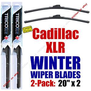 WINTER Wipers 2-Pack Premium Grade - fit 2004-2009 Cadillac XLR - 35200x2
