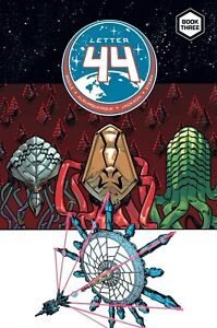 Letter 44 - Vol. 3 Volume 3 - Deluxe Edition Hardcover - One Press