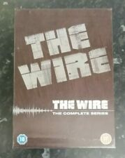 The Wire: The Complete Series (HBO, 24-Disc DVD, 2002) Dominic West
