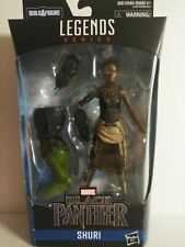 "Marvel Legends Series Black Panther Shuri 6"" Collectible Action Figure HulkBAF"