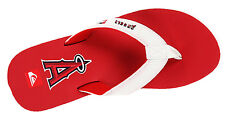Quiksilver Men's Los Angeles Angels of Anaheim Baseball Flip-flop Sandals Red, 9