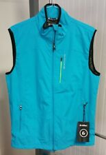 Killtec Helgi Tech-Line Level 3 Softshell Blue Waterproof Windproof Vest Mens XL