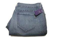 NYDJ Not Your Daughters Jeans W10265ORP193 Skinny Denim Jeans 22w/30 NWT