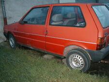 Fiat Uno 75PS MK1  MPI  - !!!    OLDTIMER    !!  Für Sammler  !!!! Neue Bilder!