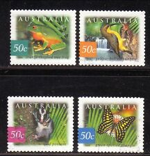 Australia--#2167-70 Used Coils--2003 Animals/Insects