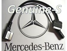 2009-2012 Mercedes ML550 ML 63AMG IPOD iPhone AUX Music Cable Adapter #4578 OEM