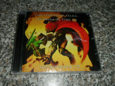 THE LEGEND OF ZELDA - OCARINA OF TIME 3D SOUNDTRACK CD