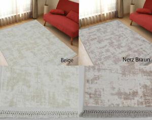 Teppich Läufer Flur Wohnzimmer Küche Waschbar und Rutschfest versch. Größen