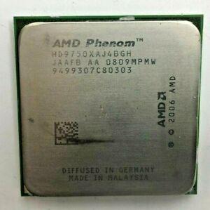 AMD Phenom  X4 9750 HD9750XAJ4BGH - Quad Core - 2,40 GHz -  Sockel AM2+ #680