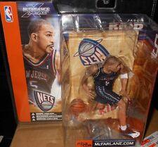 NBA  McFarlane    JASON  KIDD  #5 ( G )  NEW JERSERY NETS  BASKETBALL  Seeries 1
