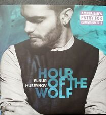 "NEW AZERBAIJAN EUROVISION 2015 ENTRY ELNUR HUSEYNOV ""HOUR OF THE WOLF"" CD"