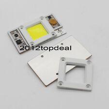 220VAC High Power 50W led chip built-in driver white 20000K LED