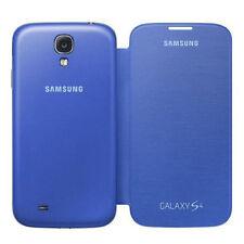 Custodie portafoglio blu per Samsung Galaxy S4