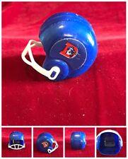 Vintage Denver Broncos Mini Gumball Football Helmet NFL 1970's