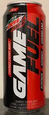 NEW MTN DEW AMP GAME FUEL CHARGED CHERRY BURST ENERGY DRINK 16 FL OZ FULL CAN