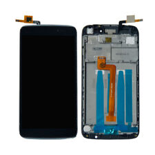"US LCD Touch Screen Digitizer Frame For Alcatel One Touch Idol 3 5.5"" 6045 6045O"