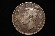 """1951 Canada. (1$) One Dollar. """"Voyageur, FWL"""" (#2)"""