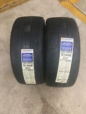 TWO (2) NEW 205/55/16 89W BF GOODRICH g-FORCE R1 STREET LEGAL RACING TIRES