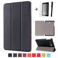 Ultra Slim Smart Cover Case Stand for Samsung Galaxy Tab J T285DY 7.0 Tablet PC
