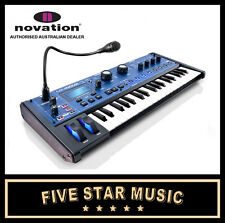 NOVATION MININOVA COMPACT KEYBOARD SYNTH MINI NOVA SYNTHESIZER NEW MINI-NOVA