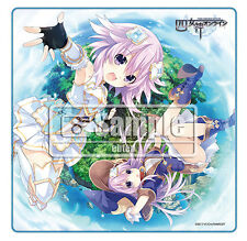 Four Goddesses Online CYBER DIMENSION NEPTUNE small towel z1