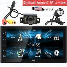 JVC KW-M150BT Digital Media car audio  Receiver 6.8