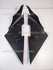 Left Right Inner Fairing Parts For Kawasaki Ninja C1H C2H ZX10R 04 05 Black #33