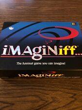 iMAgiNiff Mensa Award Winning Game