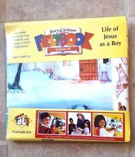 NEW Betty Lukens Felt Activity Book Kit LIFE OF JESUS AS A BOY