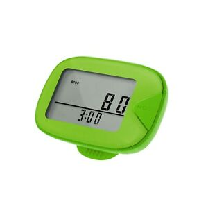 Cr-873 Lcd Walking Pedometer Multi-Functional Step Counter With Clip Distance