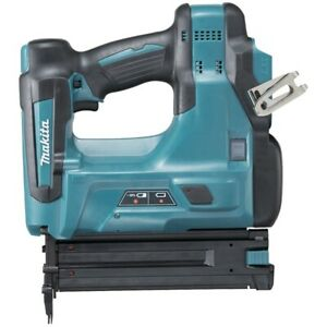 Makita DBN500ZJ 18v Brad Nailer Cordless 18 Gauge Body Only In Makpac Case