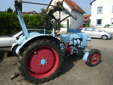 Traktor Eicher EM2001 Baujahr1962