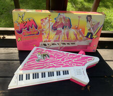 Very Rare Vintage 1986 Jem Star Stage Playset Tape Player Hasbro Toy