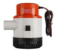 "NEW Boat Marine Bilge Pump Non Automatic 12v 12A 3500 GPH 1.5"" Unlike Rule 3700"