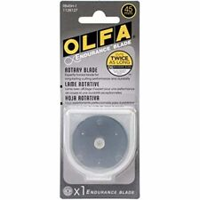 Olfa Endurance 45mm Rotary Cutter Replacement Blade