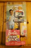 Barbie Team Stacie Friend of Stacie Doll Art Class Playset. Fast Ship New Sealed