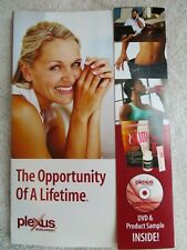 NEW PLEXUS SLIM/ACCELERATOR 3-DAY TRIAL PACK WEIGHT LOSS SUPPLEMENT