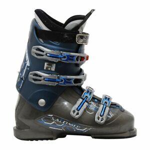 Gebrauchter Skischuh Salomon Elios 500 blue - Qualität A - 47/30MP