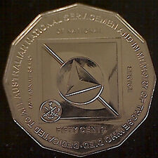 "* 2011 Australian ""National Service"" 50cent coin:UNC*"