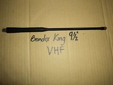 "New LAA0818 BK Radio 136 - 174 MHz 9.5"" VHF Rubber Duck Antenna BENDIX King OEM"