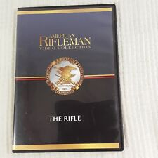 NRA American Rifleman DVD The Rifle History Channel