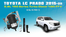 ProVent Oil Catch Can Kit for Toyota LC Prado 2015-on 2.8L 150s 1GD-FTV Diesel