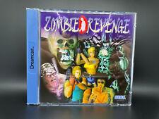 Zombie Revenge · SEGA Dreamcast · PAL · CIB · OVP + Anleitung · DHL Versand