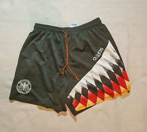 Germany World Cup 1994 rare home size L shorts! German National Football Team