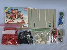 Lego Town 6382 Fire Station - Complete Set