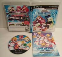 Arcana Heart 3 Love Max PS3 Region Free - Pal Français Complet Comme neuf